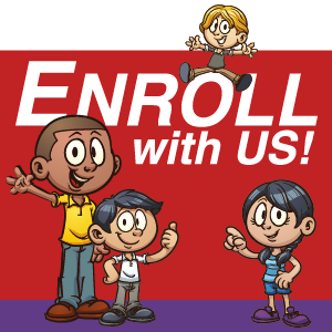 Enroll With Us!